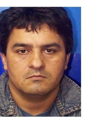 16.out.2013 - Gilmar Ribeiro, 43, nascido em São Jorge D'Oeste, Paraná, é procurado por tráfico de drogas
