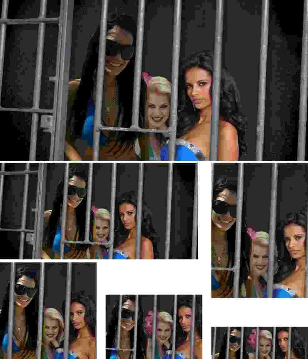 chamadas album belezas venezuela na prisão - Arte/UOL