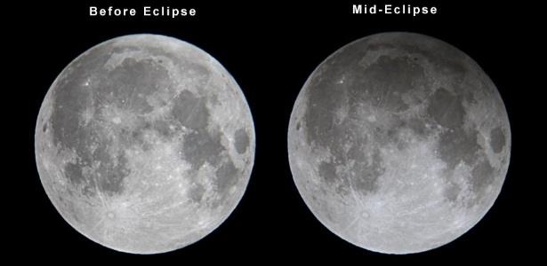 Resultado de imagem para eclipse penumbral da Lua e a passagem do cometa 45P- Honda-Mrkos-Pajdusáková.