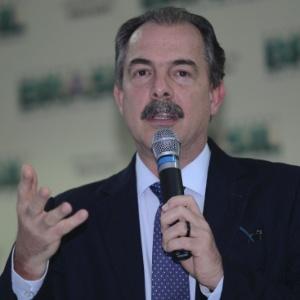 Atual ministro-chefe da Casa Civil, Aloizio Mercadante foi candidato do PT ao governo de SP em 2010 e um dos principais beneficiários de doações de empresas privadas