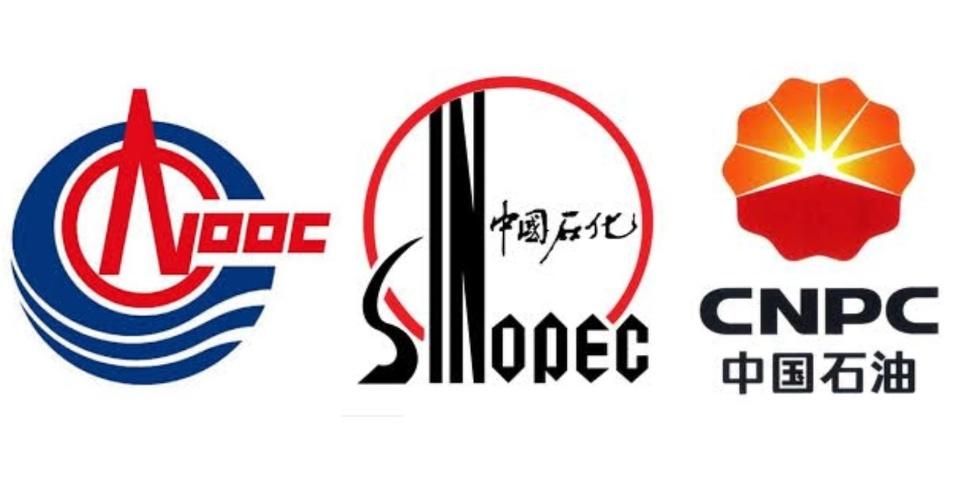 Onze empresas disputam a exploração de 70% do campo de Libra. Três são chinesas: CNPC, Sinopec (em parceria com a espanhola Repsol), e CNOOC