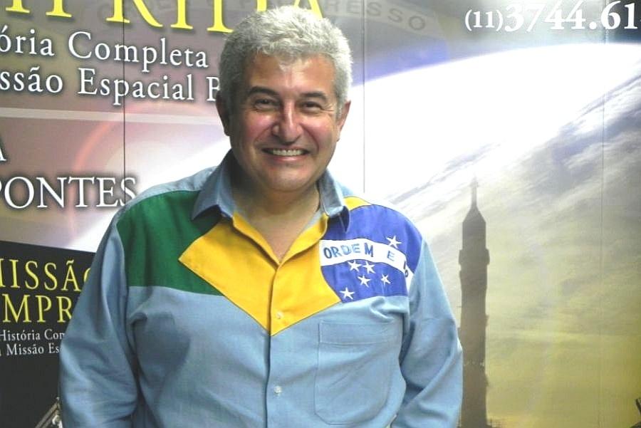 Astronauta brasileiro Marcos Pontes vive dilema entre disputar as eleições e voltar ao espaço