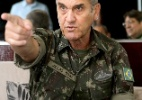 Comandante quer de candidatos estabilidade orçamentária para o Exército - Joel Rosa/Em Tempo