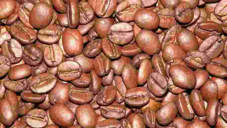 A safra de café do Brasil 2020 foi estimada hojeem recorde de 63,08 milhões de sacas de 60 kg - Divulgação/Café Vicentini