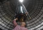Física: Astronomia - Satélites - Tânia Rêgo/ABr