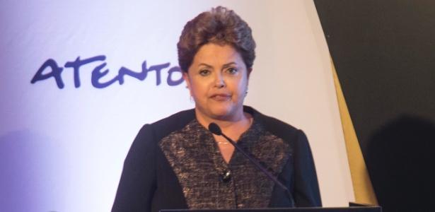 """A presidente Dilma Rousseff participa de evento da revista """"CartaCapital"""", em São Paulo - Marlene Bergamo/Folhapress"""