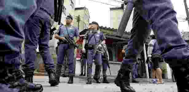 Polícia Militar - Reinaldo Canato/UOL - Reinaldo Canato/UOL