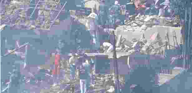 acidente tam 1966 - 31.out.1996 - Moacyr Lopes Jr./Folhapress - 31.out.1996 - Moacyr Lopes Jr./Folhapress