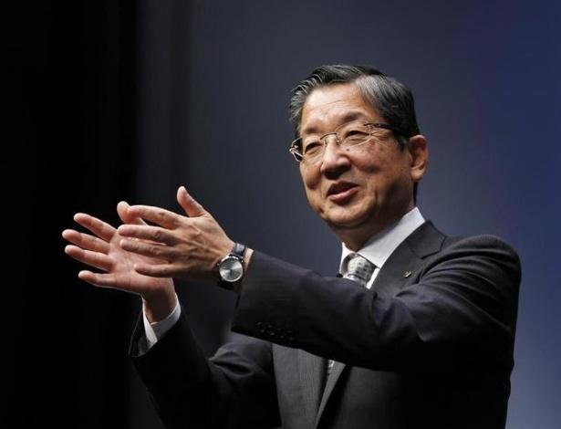 Toshiyuki Shiga, ex vice-presidente operacional, deixa o cargo e assume a vice-presidência do Conselho Administrativo - Yuriko Nakao/Reuters