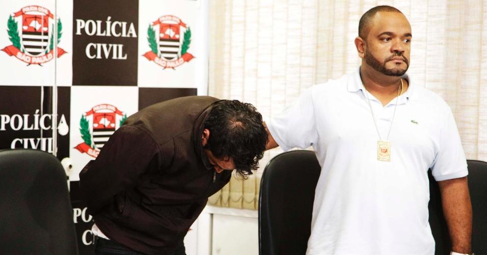 da71caa9a04 Polícia prende mentor de roubo milionário a banco na avenida Paulista -  Brasil - BOL Notícias