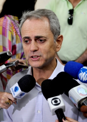 O empresário e ex-vice-governador Paulo Octávio