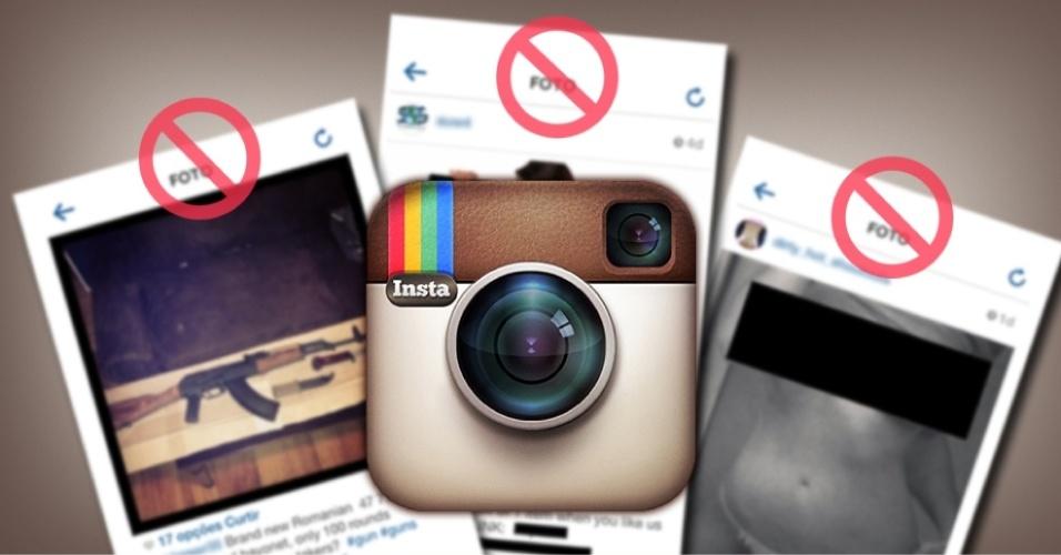 Conteúdo impróprio no Instagram pode ser denunciado; saiba como