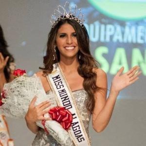 Camila Leão, 19, Miss Mundo Alagoas 2014 - Divulgação