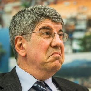 O presidente da Câmara Municipal de SP, Antonio Donato (PT) - Eduardo Anizelli/Folhapress