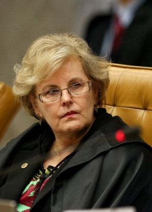A ministra do STF (Supremo tribunal Federal) Rosa Weber