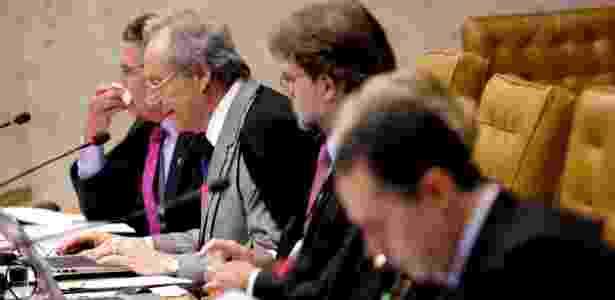 STF plenário - Antônio Araújo/UOL - Antônio Araújo/UOL