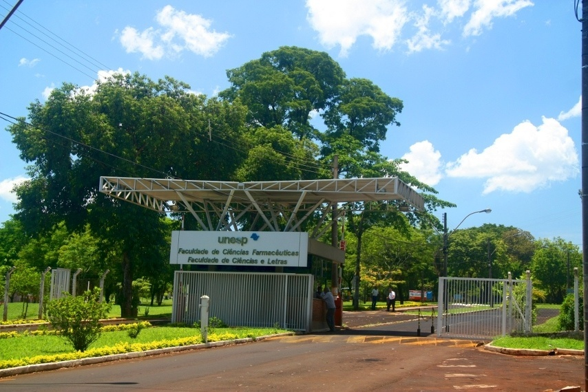 Unesp, Faculdade de Ciências Farmacêuticas, Faculdade de Ciências e Letras