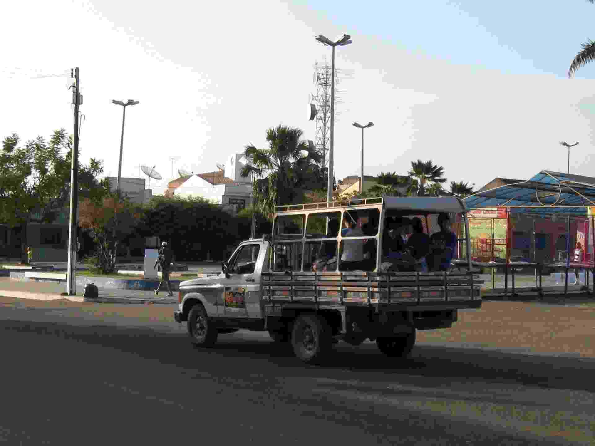 REPRODUÇÃO PROIBIDA; SÓ PODE SER USADA EM MATÉRIA SOBRE O FNDE E TRANSPORTE ESCOLAR - Divulgação/Pesquisa transporte escolar rural - FNDE/UnB