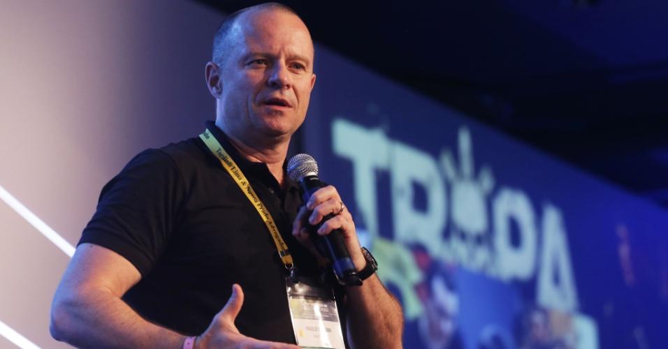 Paulo Storani, ex-capitão do Bope e consultor dos filmes Tropa de Elite 1 e 2