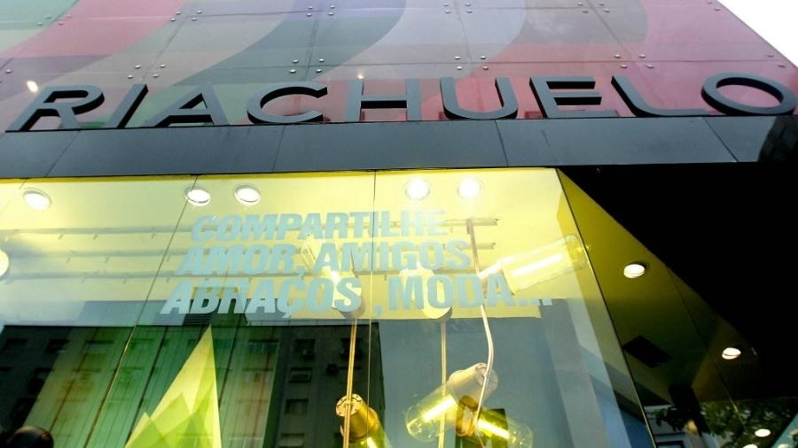 Fachada de loja da Riachuelo na rua Oscar Freire, em São Paulo - Reinaldo Canato/UOL