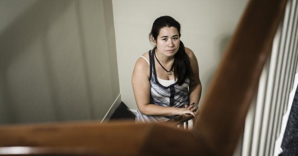 02.dez.2013 - Miruna Kayano Genoino, filha do deputado federal licenciado José Genoino, disse em entrevista ao jornal