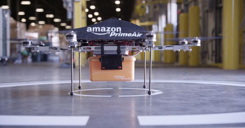 Entrega com drones é viável, mas esbarra em tecnologia e regulamentação