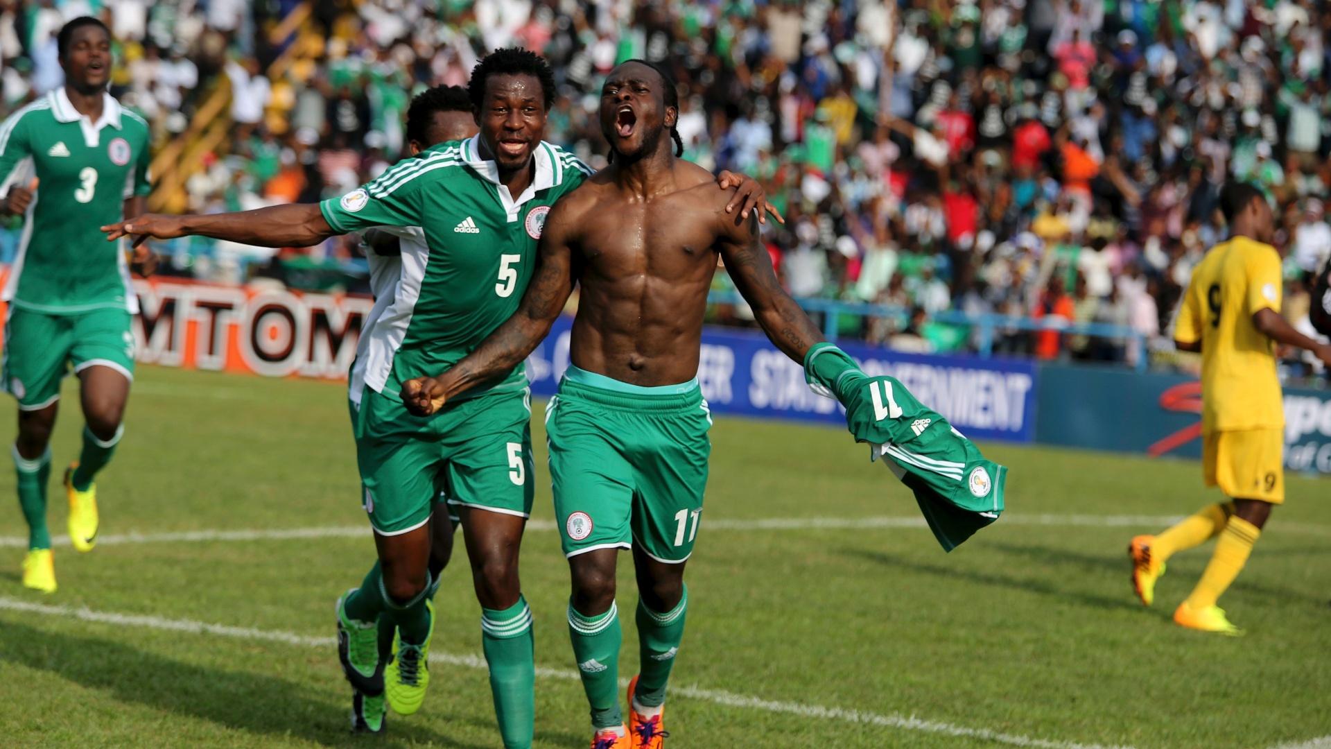 b4271dc0b3 SAIBA MAIS-Conheça a seleção da Nigéria na Copa - Esporte - BOL ...
