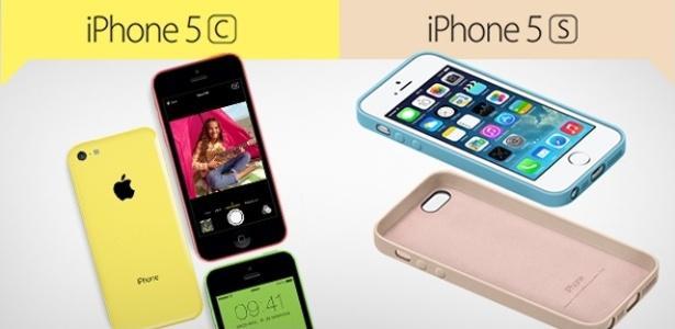 Lançamentos da Apple vêm com novos recursos, mas preço de aparelhos é superior ao dos concorrentes - Arte/UOL