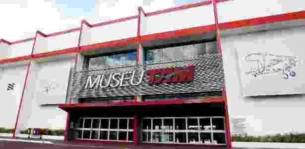 Museu da TAM em São Carlos (SP) - Reinaldo Canato/UOL - Reinaldo Canato/UOL
