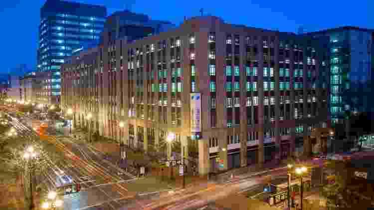 Visão externa da sede do Twitter em San Francisco, na Califórnia (Estados Unidos) - Flickr/@twitter - Flickr/@twitter