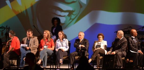 O então vice-presidente Michel Temer, em 2013 - Fabio Rodrigues Pozzebom 10.dez.2013 -/Agência Brasil