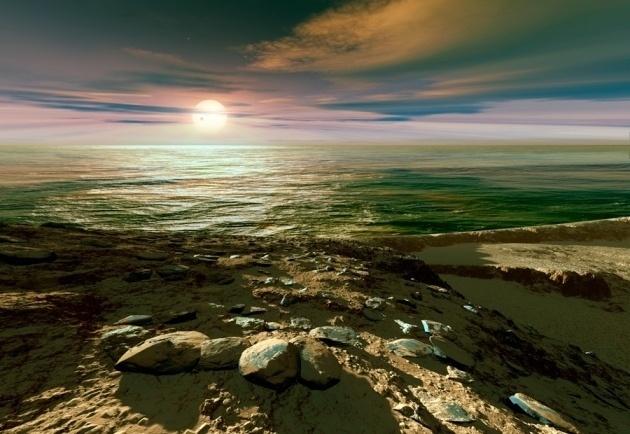 11.dez.2013 - Se a Terra fosse só um pouco mais próxima do Sol, a quantidade de gases do efeito estufa seria tão grande que inviabilizaria a vida, sugere novo estudo climático. As simulações, que ajudam a definir as fronteiras da zona habitável para sistemas planetários similares ao nosso, reduziram drasticamente o número de estrelas como o Sol que podem ter um planeta rochoso que poderia ter vida. O estudo foca-se apenas em planetas como a Terra, que exige muita água para a existência da vida