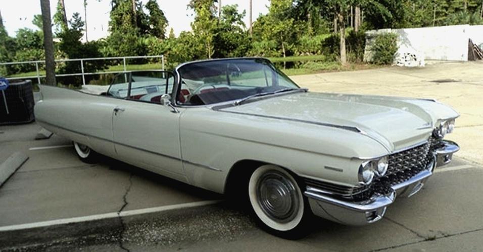 Cadillac Series 62 (1960)  da locadora de carros de luxo T2A Clube, em São Paulo (SP)