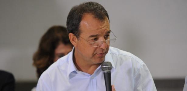 Ex-governador Sérgio Cabral, é acusado de chefiar um esquema de corrupção no Rio