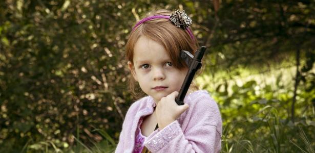 Fotógrafo de Newtown arma crianças por uma boa causa