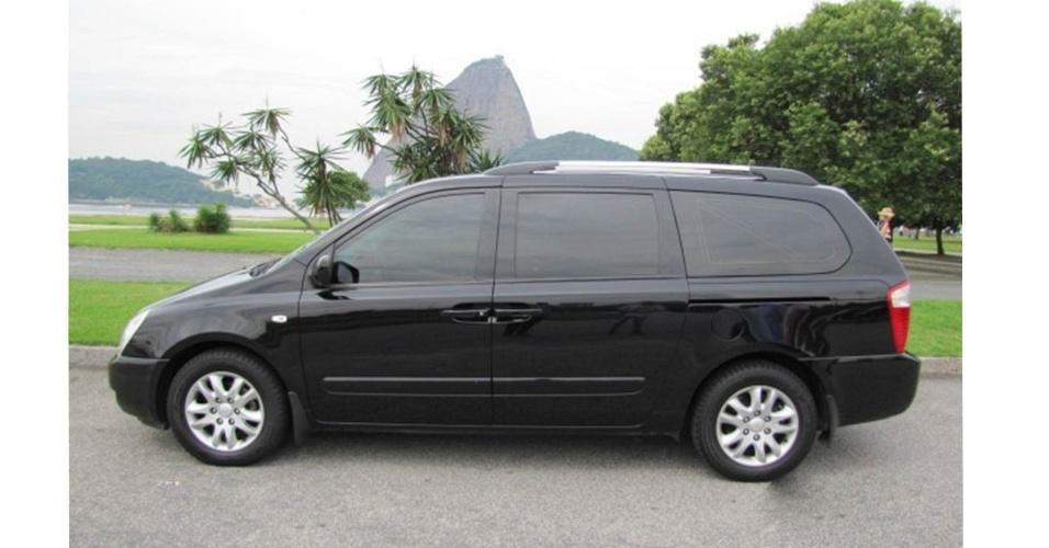 Carros da Gratas Transportes, locadora de veículos de luxo para executivos no Rio de Janeiro (RJ)
