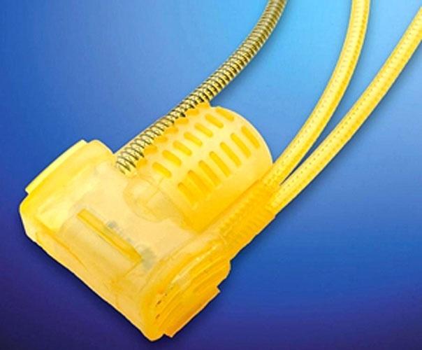 2004 - Novos modelos trazem a bombinha com novo formato que ajudam a sua utilização e manipulação