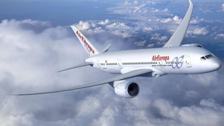 Air Europa foi 1ª estrangeira a ter autorização para operar voos domésticos no Brasil - Air Europa