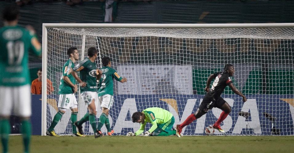 Palmeiras e Tijuana pela Taça Libertadores em 2013