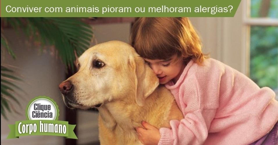 23. dez.2013 - Clique Ciência: Animais dão alergia e asma?