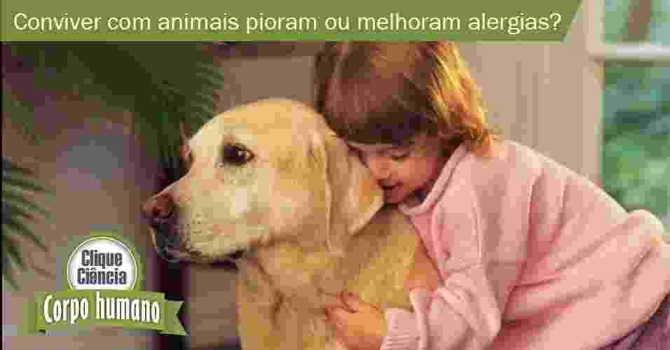 23. dez.2013 - Clique Ciência: Animais dão alergia e asma? - Science/UOL