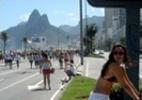 Violência em bairros turísticos do Rio - Arte/UOL