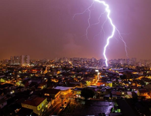 Chuvas pelo Brasil