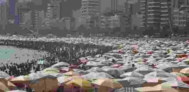 Verão gera inflação em praias do Rio e dobra preços de guarda-sol e ... 3d7aa302f4