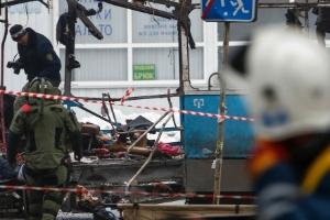 Volgogrado, na Rússia, tem 2º atentado em menos de 24 horas; 14 morrem -  30/12/2013 - UOL Notícias