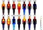 Cientistas mapeiam sensações corporais geradas por tipo de emoção - PNAS