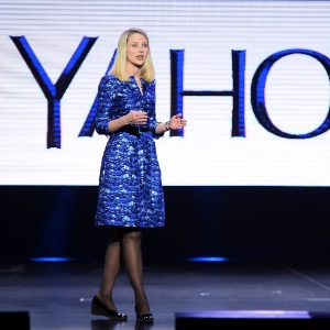 Marissa Mayer, diretora-executiva do Yahoo
