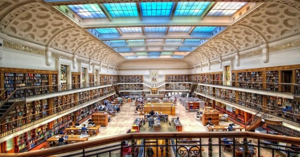 Mitchell Library (Austrália)