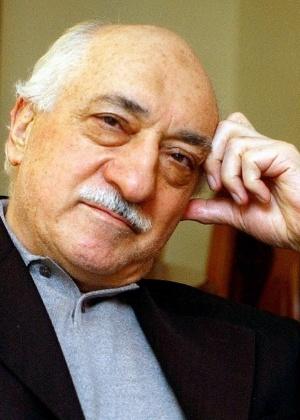 O escritor turco e pregador muçulmano Fethullah Gülen