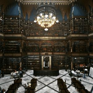 Real Gabinete Português de Leitura (Rio de Janeiro) - Ruy Barbosa Pinto/Flickr